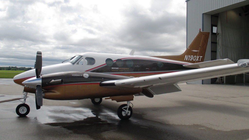 Charter A Private Executive Turboprop | evoJets