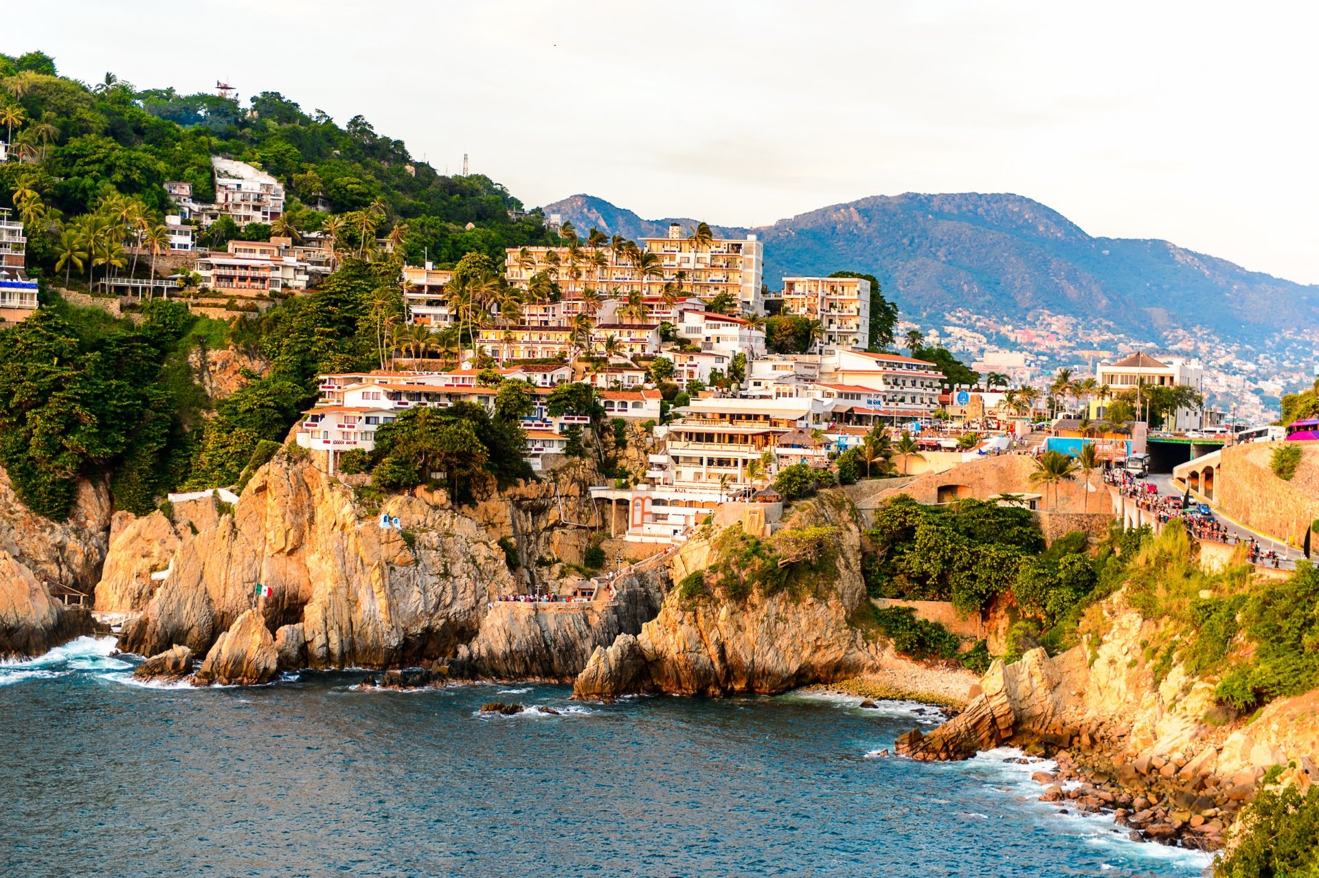 Charter Flights to Acapulco