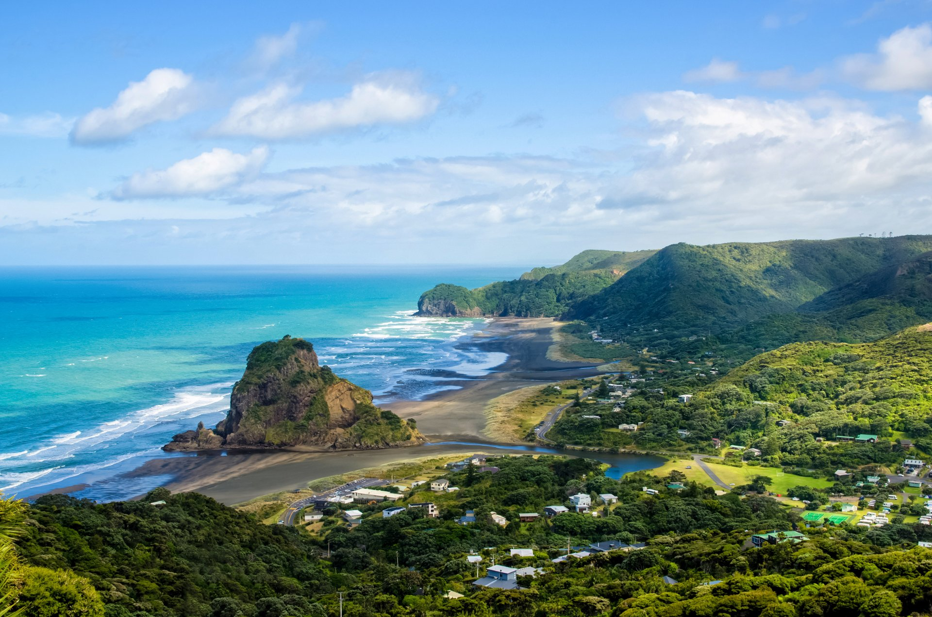 Private Jet to Auckland New Zealand