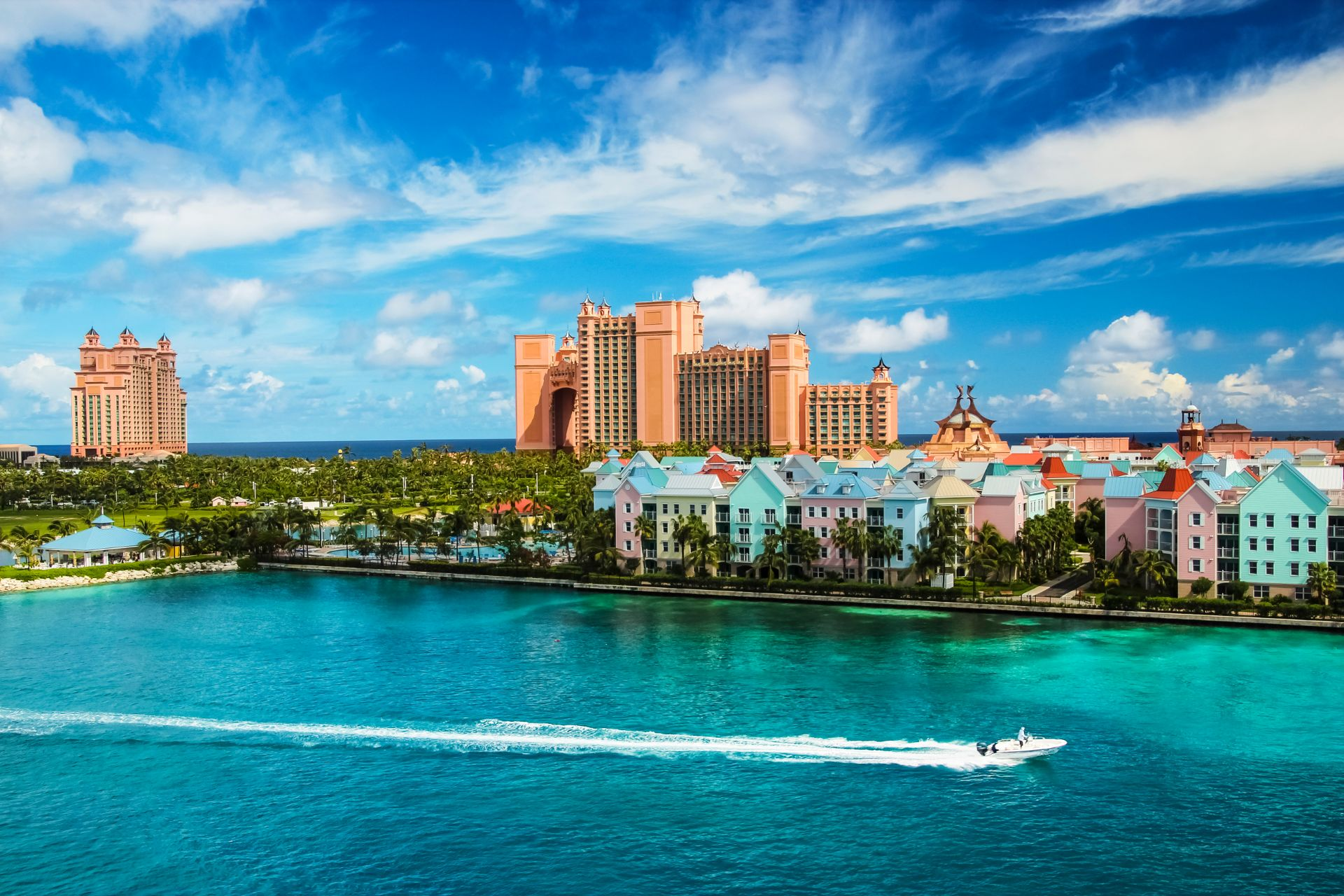 Charter Flights to Nassau Bahamas